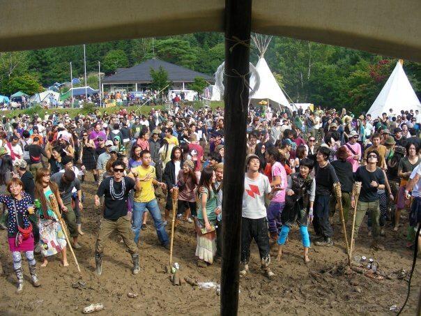 Labyrinth Crowd 2008