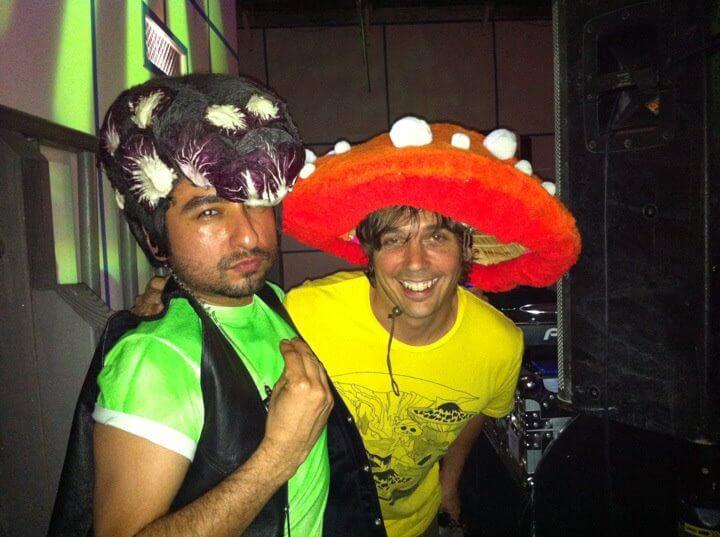 Ben & Eros  at I AM Vegetable