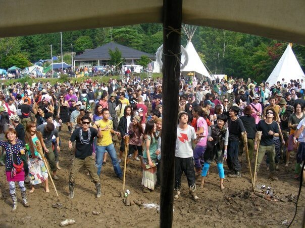 Labyrinth Crowd 2008