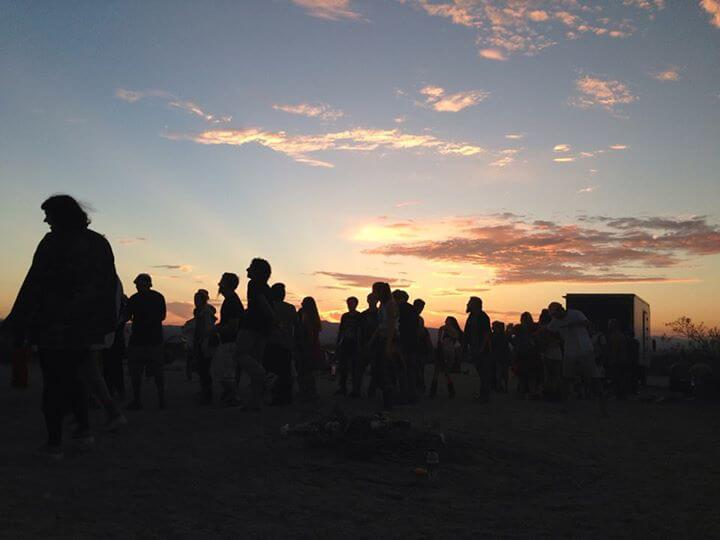 Full Moon Gathering August 2013