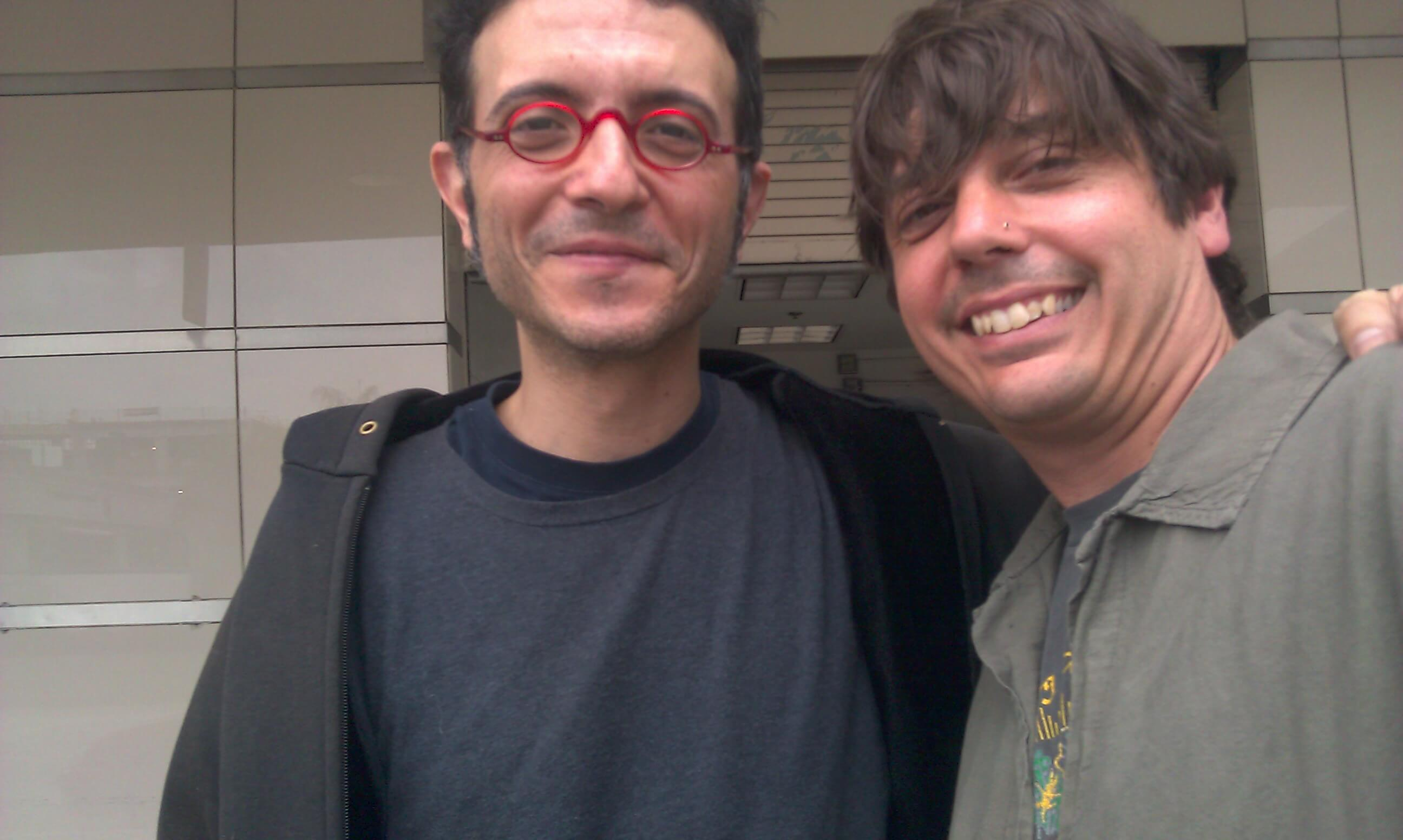 Ben Annand and Donato Dozzy
