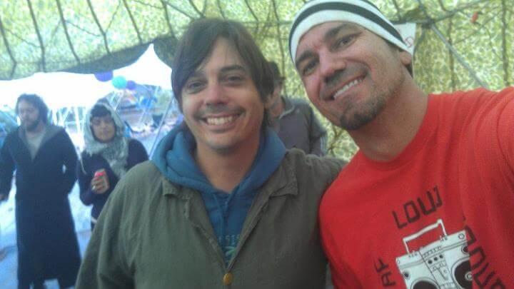 Ben and Jason Blakemore at Slinky 13